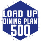 500 Load Up Dining Plan